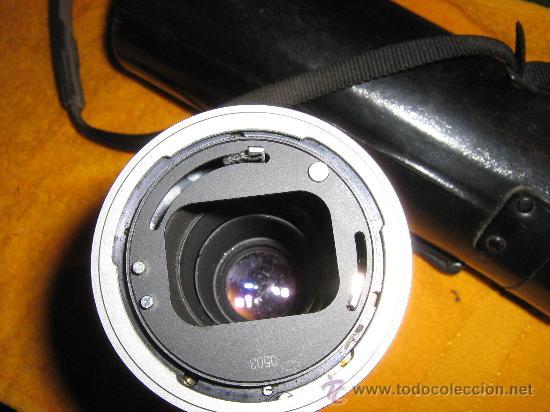 Cámara de fotos: CANON FD, tele 100-200 mm. 1:5,6 S.C. - Foto 3 - 26576419
