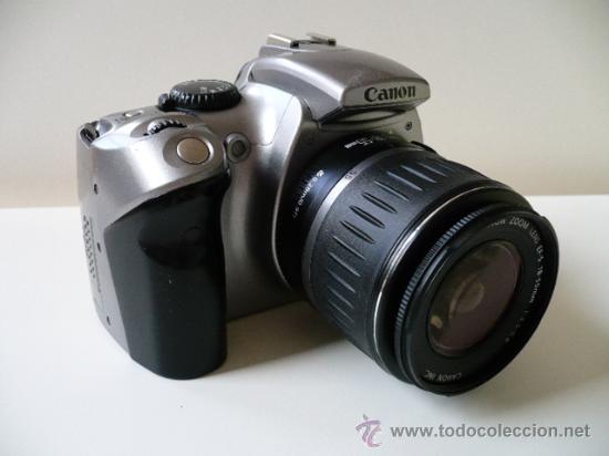 CANON EOS 300D REPROGRAMADA COMO CANON EOS 10D (Cámaras Fotográficas - Réflex (autofoco))