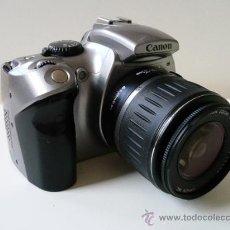 Cámara de fotos: CANON EOS 300D REPROGRAMADA COMO CANON EOS 10D. Lote 17668288