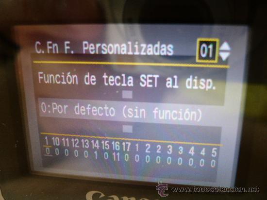 Cámara de fotos: CANON EOS 300D REPROGRAMADA COMO CANON EOS 10D - Foto 3 - 17668288