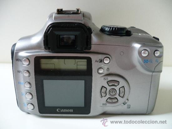 Cámara de fotos: CANON EOS 300D REPROGRAMADA COMO CANON EOS 10D - Foto 8 - 17668288