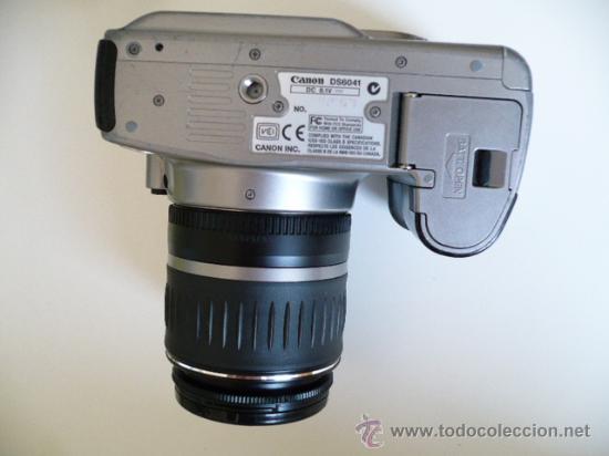 Cámara de fotos: CANON EOS 300D REPROGRAMADA COMO CANON EOS 10D - Foto 9 - 17668288