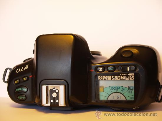 Cámara de fotos: NIKON F70 - (CUERPO) REFLEX AUTOFOCUS - EN EXCELENTE ESTADO Y FUNCIONANDO - Foto 2 - 26733973