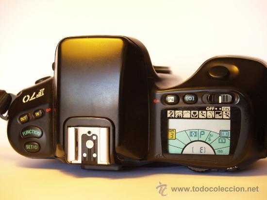 Cámara de fotos: NIKON F70 - (CUERPO) REFLEX AUTOFOCUS - QUARTZ DATE PANORAMA - EXCELENTE ESTADO Y FUNCIONANDO - Foto 2 - 26733974
