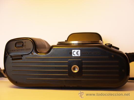 Cámara de fotos: NIKON F70 - (CUERPO) REFLEX AUTOFOCUS - QUARTZ DATE PANORAMA - EXCELENTE ESTADO Y FUNCIONANDO - Foto 3 - 26733974