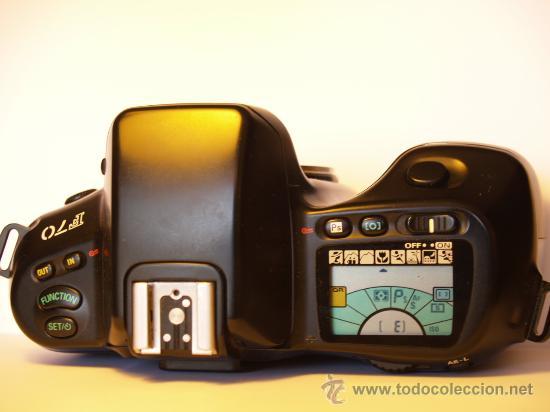 Cámara de fotos: NIKON F70 - (CUERPO) REFLEX AUTOFOCUS - EXCELENTE ESTADO Y FUNCIONANDO - Foto 2 - 26733975