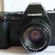 Cámara de fotos: CAMARA REFLEX CHINON CP-7M. Lote 27132847