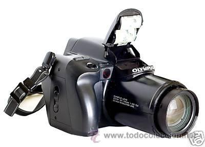 OLYMPUS IS-1000 - 35 MM SLR - CAMARA FOTOGRAFICA ANALOGICA - AÑOS 90 (Cámaras Fotográficas - Réflex (autofoco))