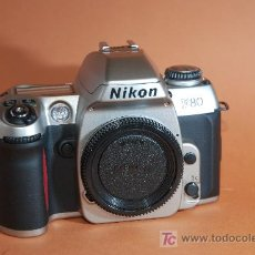 Cámara de fotos: NIKON F-80D. Lote 17641287