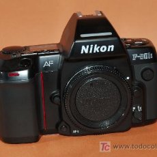 Cámara de fotos: NIKON F-801 S. Lote 17934326