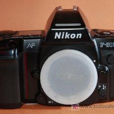 Cámara de fotos: NIKON F-801. Lote 17949279