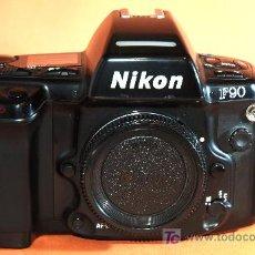 Cámara de fotos: NIKON F-90. Lote 17949441
