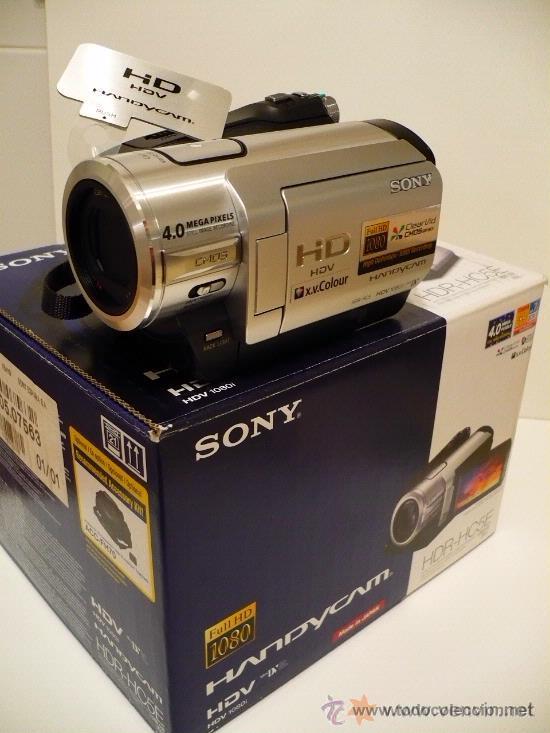 Cámara de fotos: SONY ALTA DEFINICION ! FULL HD 1080 HANDICAM NUEVA EMBALADA - Foto 2 - 20981557