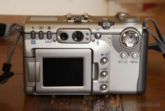 Cámara de fotos: CANON G3 DIGITAL POWER SHOT fotos en -RAW- o -JPEG- LENTE SUPERCLARA 2.0 - Foto 7 - 18057242