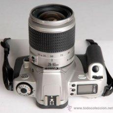 Cámara de fotos: CANON EOS 300 + ZOOM 28-90MM ¡SUPERGANGA¡. Lote 43141659