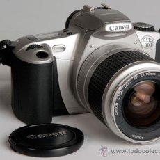 Cámara de fotos: CANON EOS 300 + ZOOM 28-90MM. Lote 43141659