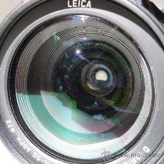 Cámara de fotos: LEICA D VARIO-ELMARIT 14-50 MM F 2.8-3.5 ESTABILIZADO + OLYMPUS E1 ---IMPECABLE ESTADO---. Lote 23206914