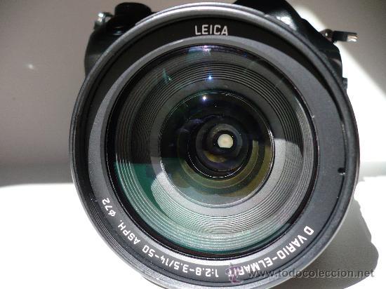 Cámara de fotos: LEICA D Vario-Elmarit 14-50 mm f 2.8-3.5 ESTABILIZADO + OLYMPUS E1 ---IMPECABLE ESTADO--- - Foto 4 - 23206914