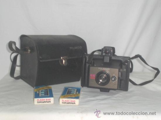 Cámara de fotos: CÁMARA DE FOTOS - POLAROID E.E.44 -. - Foto 2 - 25285717