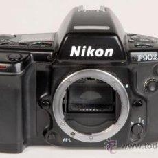 Cámara de fotos: NIKON F-90X - AUTOFOCO CON RESPALDO MULTIFUNCION. Lote 23717135