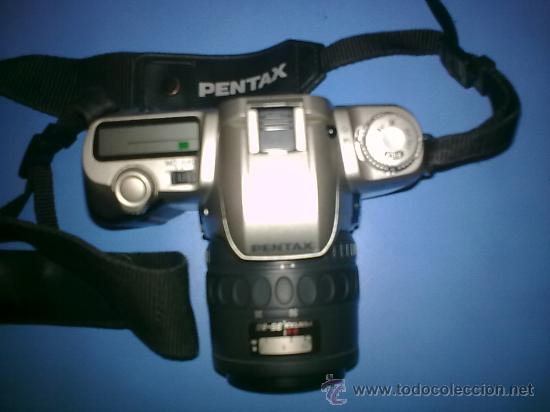 Cámara de fotos: Cámara Reflex analógica autofoco PENTAX MZ-50 + 2º objetivo intercambiable SIGMA 100-300mm - Foto 3 - 25965537