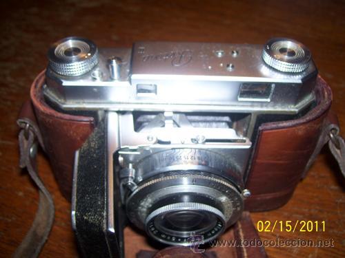 KODACK RETINA II (Cámaras Fotográficas - Réflex (autofoco))