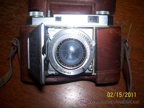 Cámara de fotos: Kodack retina II - Foto 2 - 26646582