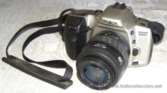 Cámara de fotos: MINOLTA DINAX 500si + AF Zoom 35-70 - Foto 2 - 27289395