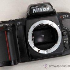 Cámara de fotos: NIKON N6006. Lote 27965823