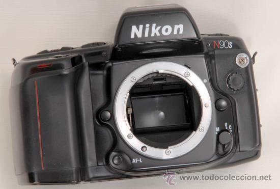 NIKON N90S (Cámaras Fotográficas - Réflex (autofoco))