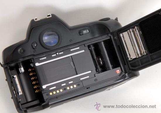 Cámara de fotos: NIKON N90S - Foto 3 - 27965862