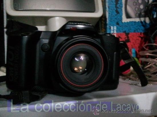 OLYMPUS OM101 (Cámaras Fotográficas - Réflex (autofoco))