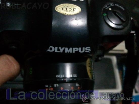 Cámara de fotos: OLYMPUS OM101 - Foto 3 - 28014388