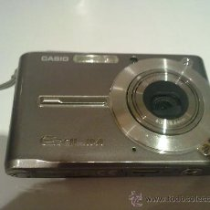 Cámara de fotos: CASIO EXILIM. Lote 28600516