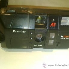 Cámara de fotos: ANTIGUA CAMARA PREMIER PC1000 BUEN ESTADO DE CONSERVACION CON FUNDA. Lote 29531047