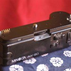 Cámara de fotos: WINDER MINOLTA AW-90 (AF-9000). Lote 29635117
