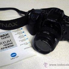 Cámara de fotos: MINOLTA DYNAX 500SI. Lote 30235026