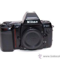 Cámara de fotos: NIKON F-801. Lote 30151706