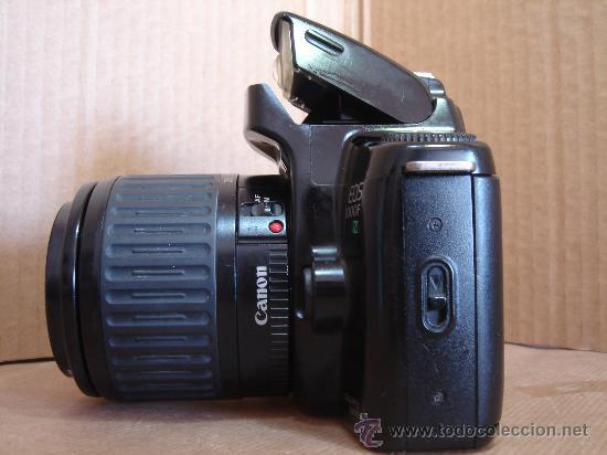 Cámara de fotos: CAMARA DE FOTOS 35 MM - CANON EOS 1000F + OBJ. EF ZOOM 38-80 - ¡¡FUNCIONANDO ¡¡¡ - Foto 3 - 30644423