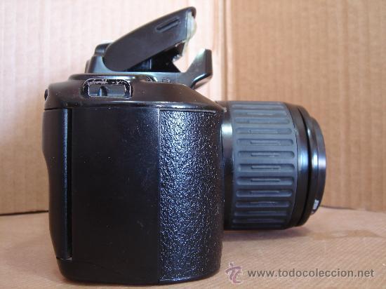 Cámara de fotos: CAMARA DE FOTOS 35 MM - CANON EOS 1000F + OBJ. EF ZOOM 38-80 - ¡¡FUNCIONANDO ¡¡¡ - Foto 5 - 30644423