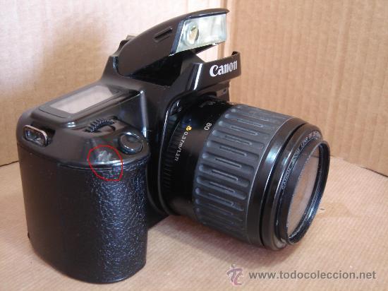 Cámara de fotos: CAMARA DE FOTOS 35 MM - CANON EOS 1000F + OBJ. EF ZOOM 38-80 - ¡¡FUNCIONANDO ¡¡¡ - Foto 6 - 30644423