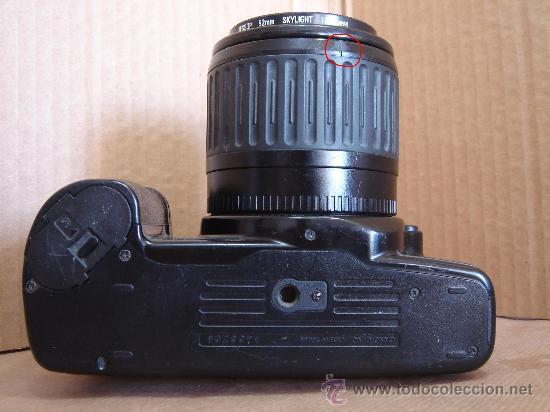 Cámara de fotos: CAMARA DE FOTOS 35 MM - CANON EOS 1000F + OBJ. EF ZOOM 38-80 - ¡¡FUNCIONANDO ¡¡¡ - Foto 7 - 30644423