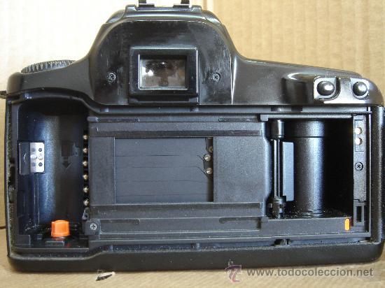 Cámara de fotos: CAMARA DE FOTOS 35 MM - CANON EOS 1000F + OBJ. EF ZOOM 38-80 - ¡¡FUNCIONANDO ¡¡¡ - Foto 10 - 30644423