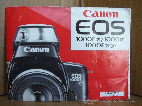 Cámara de fotos: CAMARA DE FOTOS 35 MM - CANON EOS 1000F + OBJ. EF ZOOM 38-80 - ¡¡FUNCIONANDO ¡¡¡ - Foto 12 - 30644423