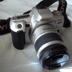 Cámara de fotos: REFLEX MINOLTA DINAX 404SI. Lote 30794387