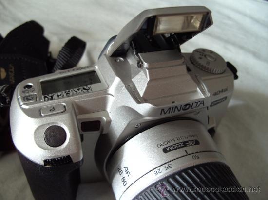 Cámara de fotos: REFLEX MINOLTA DINAX 404si - Foto 2 - 30794387