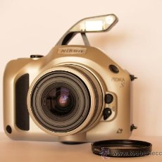 Cámara de fotos: NIKON - PRONEA S - REFLEX AUTOFOCUS - EXCELENTE ESTADO - FUNCIONANDO .-. Lote 31308029