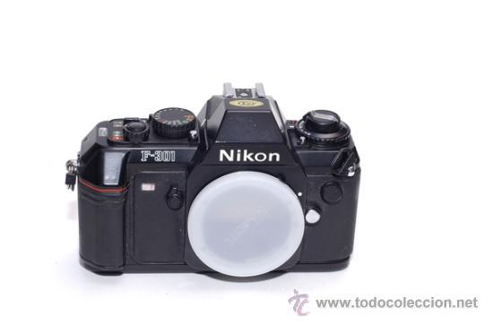 NIKON F-301 (Cámaras Fotográficas - Réflex (autofoco))