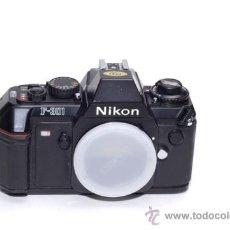 Cámara de fotos: NIKON F-301. Lote 31389773