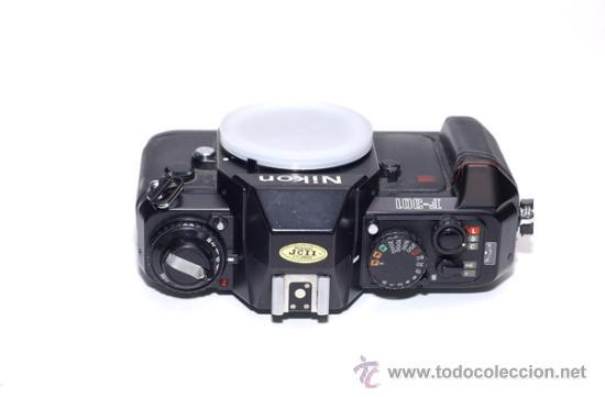 Cámara de fotos: Nikon F-301 - Foto 2 - 31389773